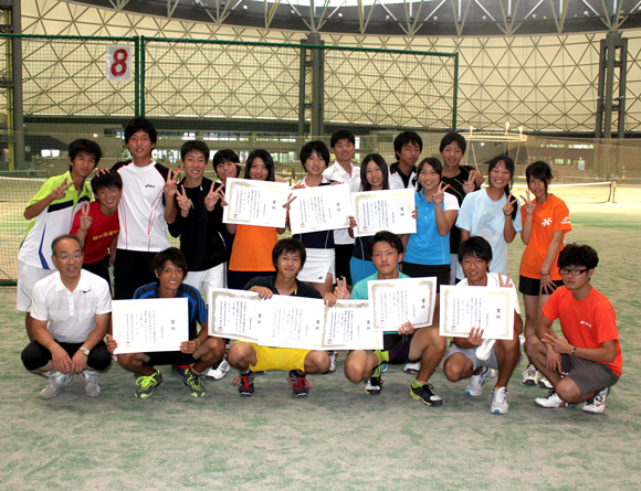佐世保高専硬式テニス部